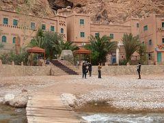 「5」 『モロッコ旅 10日間』 (砂漠、大渓谷,城塞・・・と、「茶色い 世界」 を 体験。 ?)