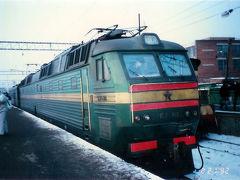 シベリア鉄道の旅