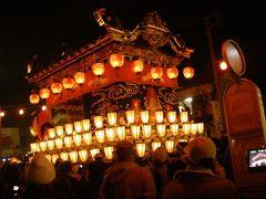 秩父の夜祭り