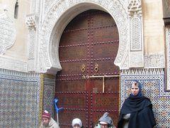 「7」 『モロッコ旅 10日間』 (最後は フェズ。 やっぱり ・・・ 迷路の フェズ。)