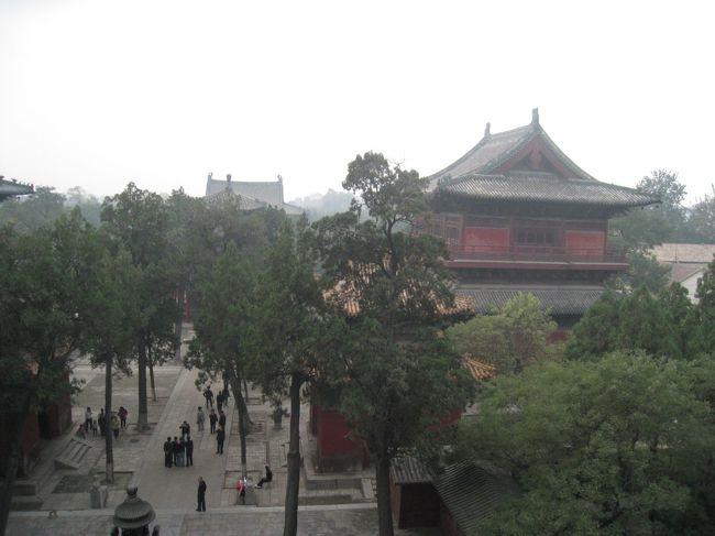趙雲の生まれ故郷である正定県にある有名なお寺 隆興時です。<br />石家荘からは、1時間ちょっとの場所にあります。<br /><br />