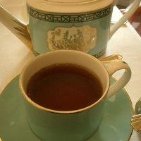 St. James  で afternoon tea をいただきました