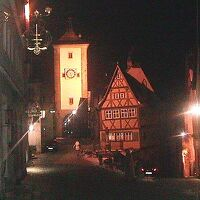 ローテンブルク!!!(中世に迷い込んだ城壁の街)パパのジャーマン癒しメタルツアー VOL.10