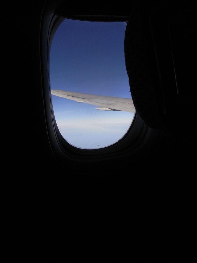 a.m.3:00には起きて・・・荷造り帰国の準備。<br />a.m.4:00すぎにはロビーに集合。眠い。<br /><br />あっという間の3泊4日が終わってしまう!<br /><br />もっと潜りたい気持ちとグアムをあとに帰りの飛行機に乗り込むのでした!<br /><br />しかし、寝不足の状態で飛行機に乗って、日本についてもなお朝なので、なんだか何もしてないのに疲れた&眠い一日でした。