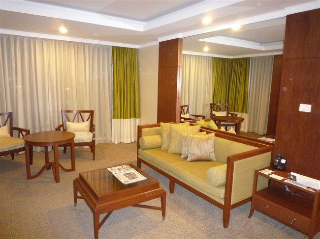 タイ パタヤ Dusit(デュシタニ) スイートルーム に宿泊してみました。