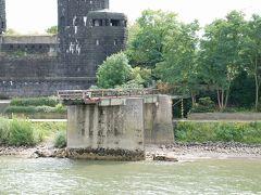 ライン川 レマゲン鉄橋 (ルーデンドルフ鉄橋)