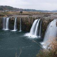 2009滝はじめは熊本・大分? 滝メグラーが行く13 日本の滝百選・原尻の滝 大分県豊後大野市