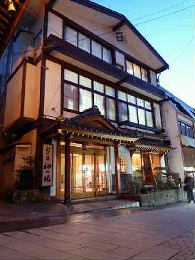 長野県渋温泉を1泊2日で行ってきました。冬の信州は見どころがたくさんありました。
