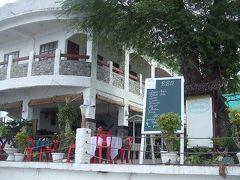 プエルトガレラのホテルとカフェ