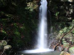 水すだれ探訪 #45~京都府(8)~産の滝(京都市左京区)