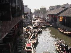 上海・蘇州3日間 2日目「江南の水郷と庭園」