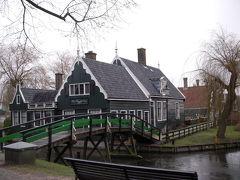 冬のオランダ~ベルギー~ドイツ ?ザーンセスカンス観光