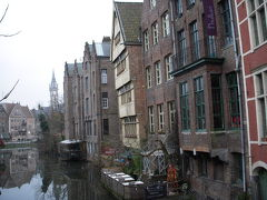 冬のオランダ~ベルギー~ドイツ ?アントワープからゲントへ