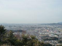 天拝山山登り~w