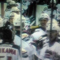 2008-2009 アイスホッケーアジアリーグファイナル初戦