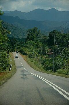 ★アジア冬旅(14)マレーシア ボルネオ島 コタ・キナバルからサンダカンへの道