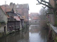 冬のオランダ~ベルギー~ドイツ ?ブルージュ観光
