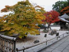 九州の秋に会いに行く【5】~光明禅寺の紅葉~