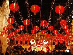 ★アジア冬旅(20) −マカオ 夜景の街
