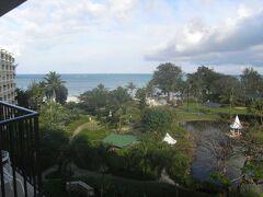 【お出掛け、お出掛け】ここでも海水浴。初Saipan =移動と初日=