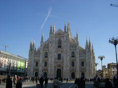 イタリア旅行記4(ミラノ)