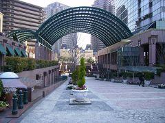 早春の恵比寿ガーデンプレイスと上野公園 ?