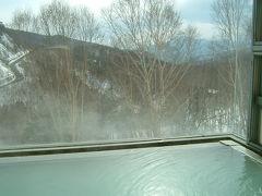 2009 雪の露天風呂に入りたくて‥万座温泉へ ③