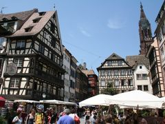 Strasbourg: 2006 Cote d'Azur, Provence and Switzerland