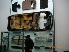 2009年2月愛知県s1メーグルバスで行くトヨタ産業技術記念館と名古屋城