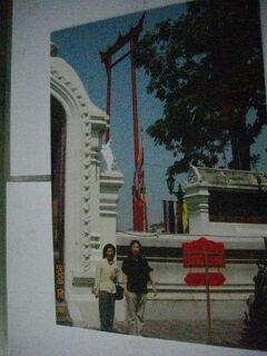 19火曜寺巡りとラマ5世宮殿と大きな鳥居