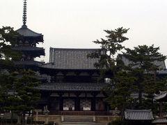 法隆寺・その1(西院伽藍)