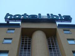 ルクセンブルグのホテル宿泊記