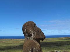 イースター島のモアイ巡り  (8) Easter Island - 2nd day