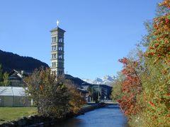 2006年スイス旅行 サンモリッツからルガーノへ