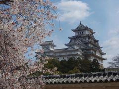 祝・卒業旅行 2日目 姫路城~神戸