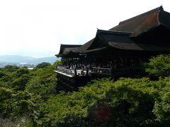 京都清水寺(2008年夏)