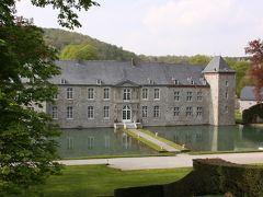 ■ベルギーの旅 (4) ★アンヌヴォア城庭園
