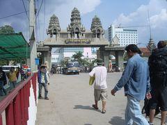 タイ・カンボジア国境の町 アランヤプラテート に行ってきました。