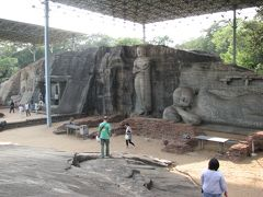 スリランカの旅(4)・・アジア有数の仏教遺跡、ポロンナルワを訪ねて