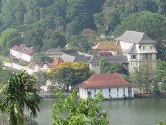 スリランカの旅(6)・・シンハラ王朝最後の都、キャンディを訪ねて