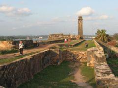 スリランカの旅(8)・・植民地時代の城塞都市ゴールと仮面博物館を訪ねて