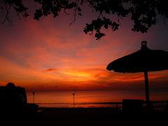 Bali 2009 May ? Jimbaranの夕陽