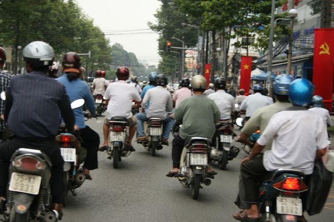 ホーチミン/Ho Chi Minh