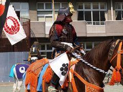 神田祭 神幸祭 騎馬武者 出陣