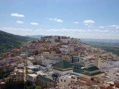 Morocco【6】 Moulay idriss編