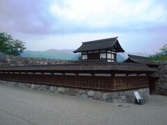 家名存続のため犬伏で東西に分れた真田幸村の兄真田信之13万石の松代城(海津城)登城