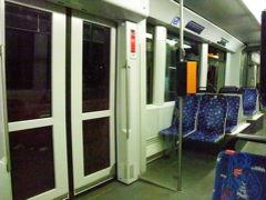 ブレーメン&ウィーン 2009春 陸の旅~トラムに乗って空港←→市街移動~