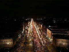 パリ6日間 1日目「シャンゼリゼの夜」