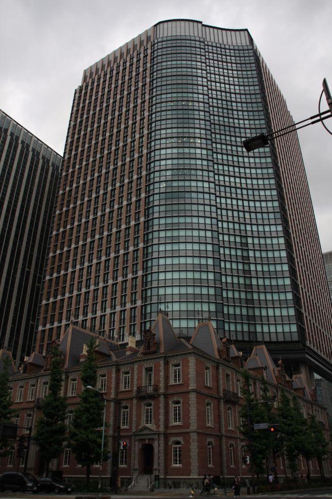 東京美術館めぐり  銀座~丸の内 ぶらり街歩き