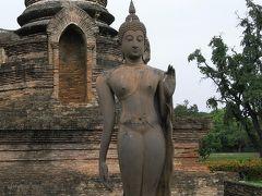 北タイ、ラオス紀行2009.5 スコータイへ